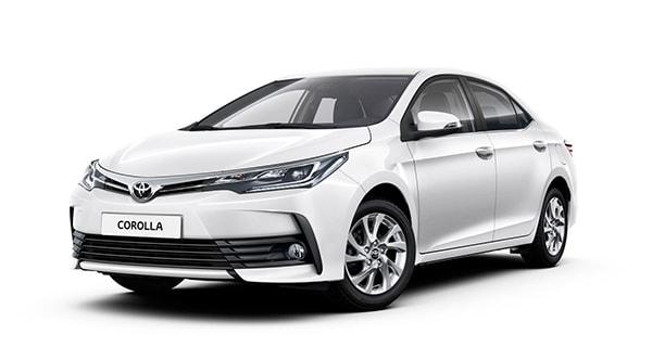 Прокат авто Toyota Corolla в Геленджике недорого на часы и сутки. Аренда авто в Геленджике.