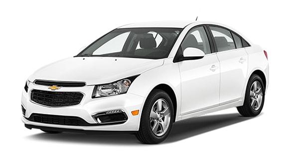 Прокат авто Chevrolet Cruze в Геленджике недорого на часы и сутки. Аренда автомобилей Геленджик.