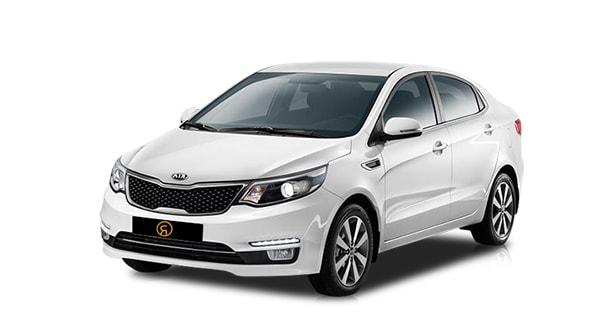 Прокат авто Kia Rio в Геленджике по низким ценам на часы и сутки