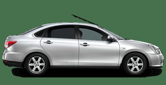 Аренда авто Nissan Almera
