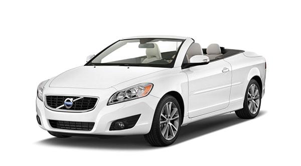 Прокат авто Volvo C70 в Геленджике недорого. Взять автомобиль в аренду в Геленджике.