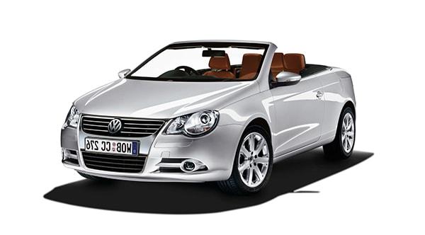 Кабриолет Volkswagen EOS по низким ценам в Геленджике проверить наличие автомобиля на сайте.